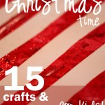 15 Christmastime Activities for Kids