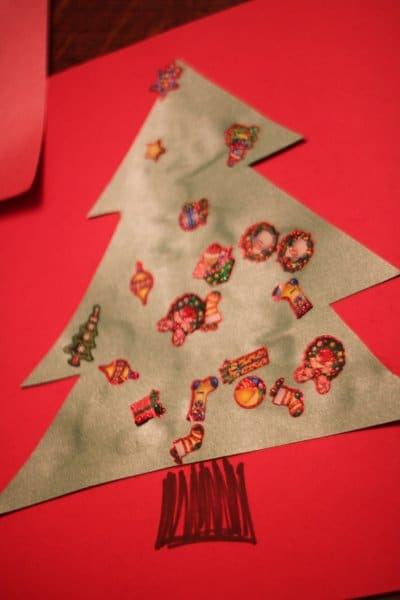 Make Paper Ornaments For Christmas Tree