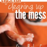 10 Tips for Cleaning Up the Mess After Fun Activities