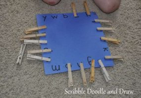 clothespin-lower-case-letter-matching