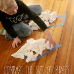 Comparing Shapes with Snowballs