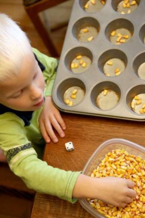 Counting Kernels One to One Correspondence Activity