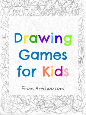 Drawing Games for Kids