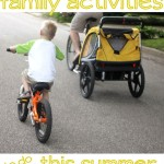 Family Activities to Do This Summer