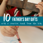 10 Father's Day Gifts From Kids with a Creative Touch