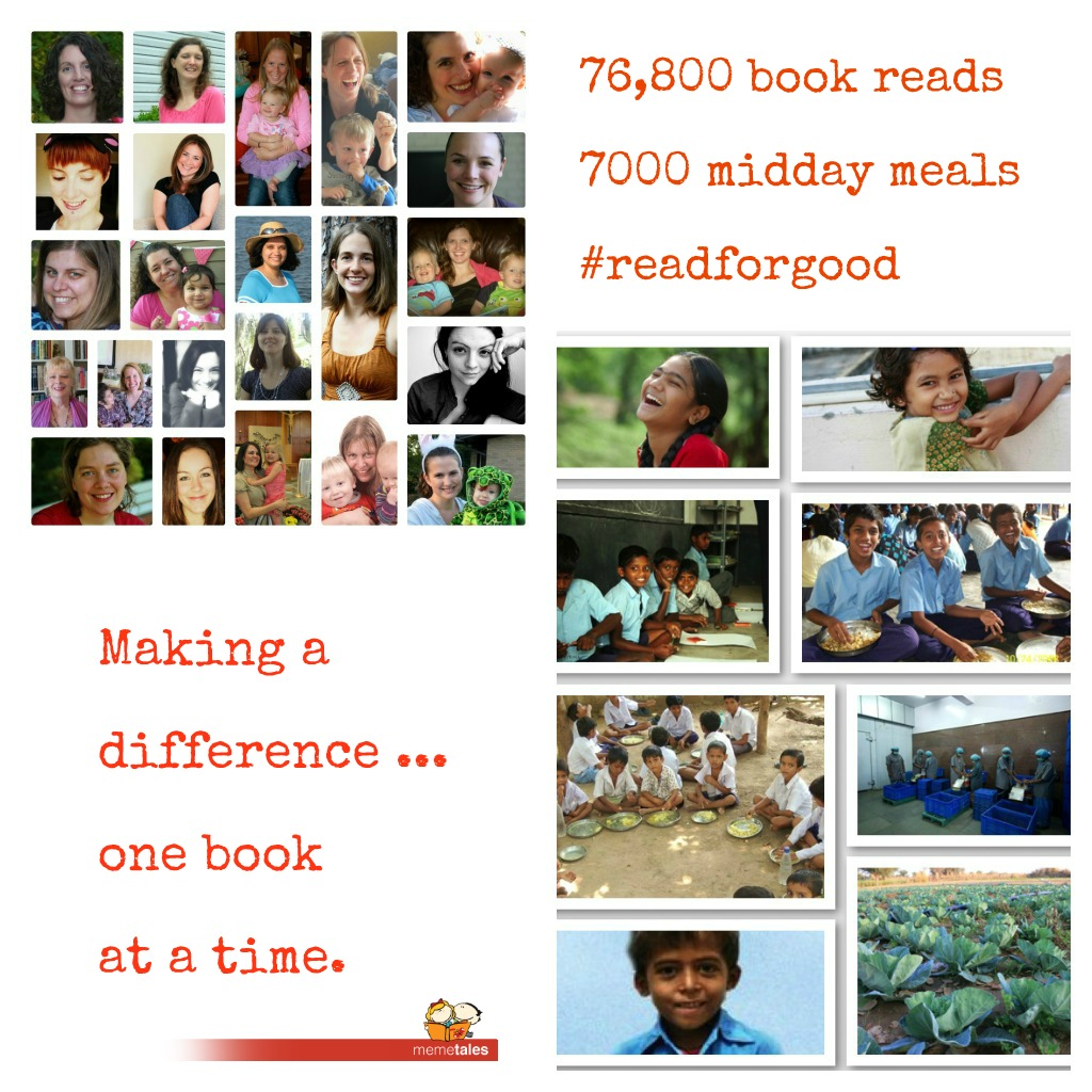Readathon 2012 Impact #readforgood