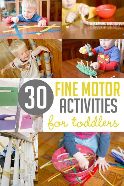 30 fine motor activities for toddlers pinch thread trace. Black Bedroom Furniture Sets. Home Design Ideas