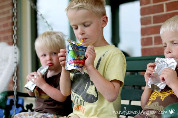 Fun family activities to do during summertime with Capri Sun