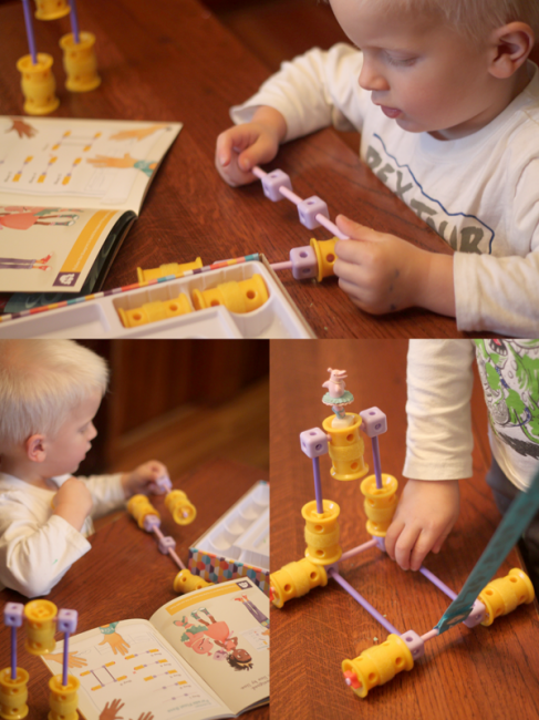 Goldieblox - Blocks for Girls (boys too!) to build with