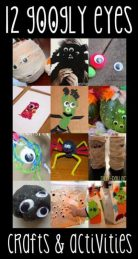12 Googly Eyes Crafts & Activities