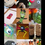 Googly Eyes Crafts & Activities for Halloween