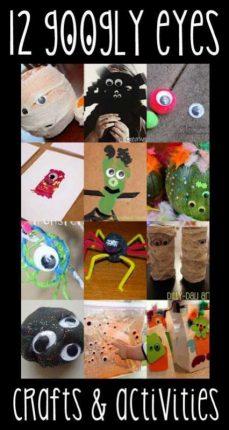 12 Googly Eyes Crafts & Activities