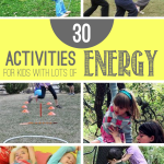 30 Gross Motor Activities for Kids with Lots of Energy