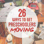 26 Gross Motor Activities for Preschoolers to Have Fun!