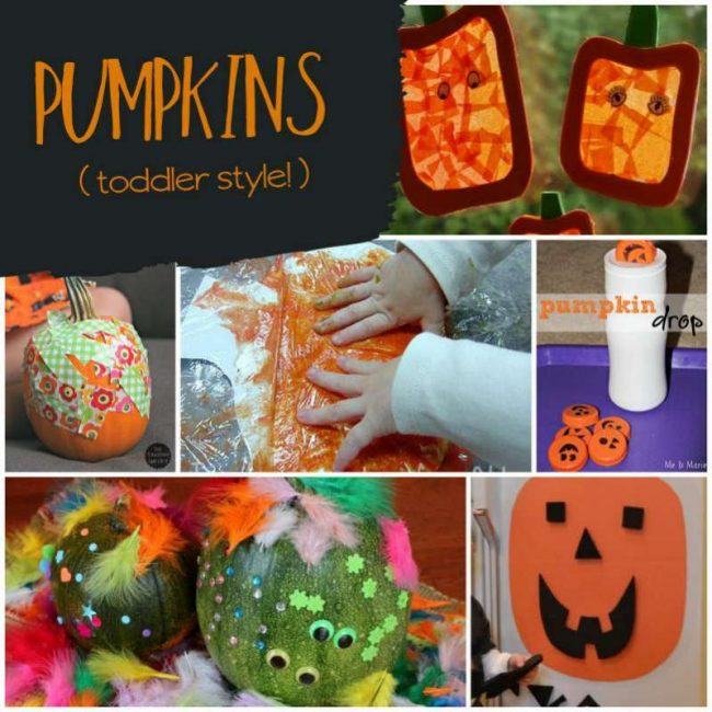 Halloween Activities for Toddlers That are Not-So-Scary