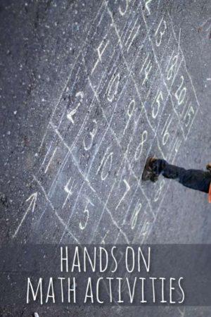Hands On Math Activities For Kids