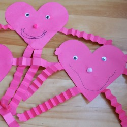 21 valentine crafts for preschoolers that are just plain cute for Preschool crafts for february