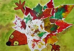 It's Playtime! : Autumn Leaves