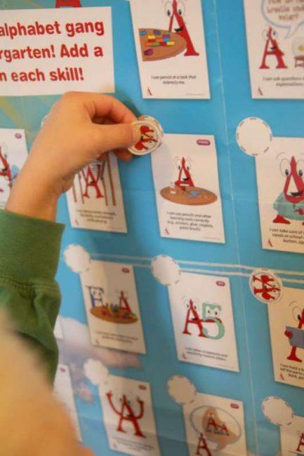 im-ready-for-kindergarten-poster