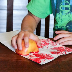 Make Apple Prints