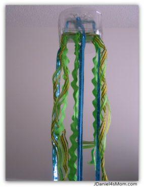 Plastic Jug Jellyfish Craft from JDaniel4's Mom