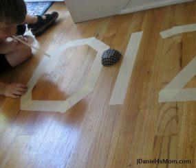 Math Kids- Hallway Numbers from JDaniel4's Mom