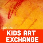 Sign up to start the Kids Art Exchange!