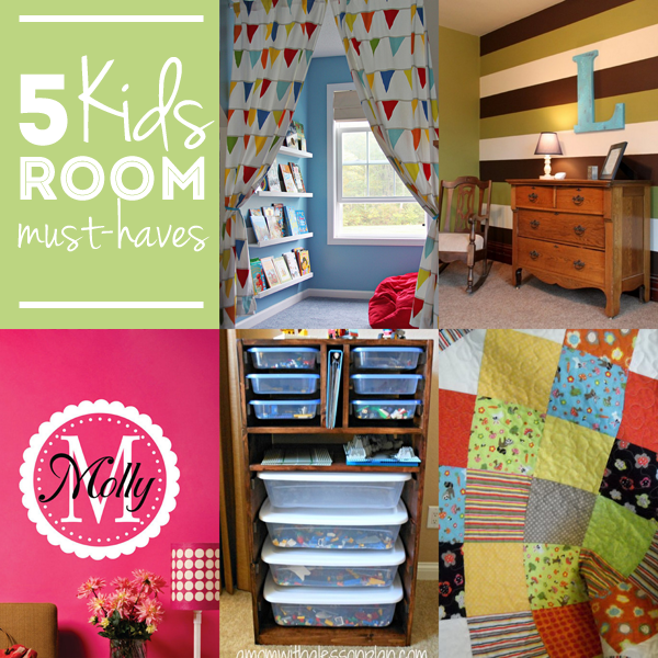 kids-room-must-haves