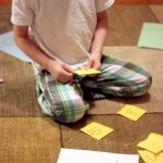 Kindergarten Math Activity to Solve Simple Addition Problems