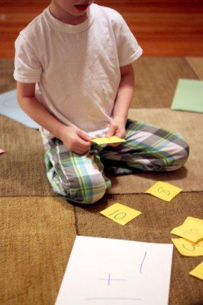 Kindergarten Math Activity