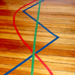 2 Simple Tape Activities: What to Do with Lines of Tape