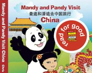 Mandy and Pandy Visit China at MeMeTales #readforgood