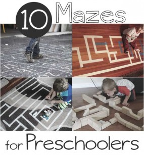 mazes-for-preschoolers