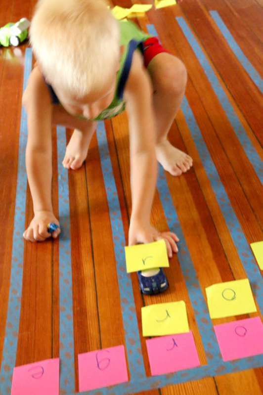 Teach Children Letters Or Numbers First