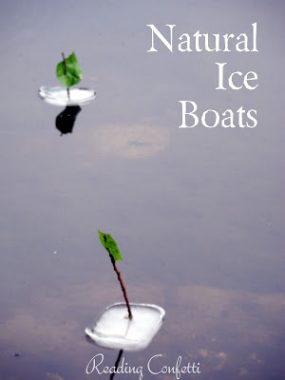 Natural Ice Boats from Reading Confetti