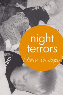 We Get It: Night Terrors