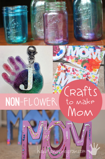 Crafts to make mom