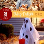 31 Days of Bringing Kids Delightful Fall Fun in October [Free Printable]