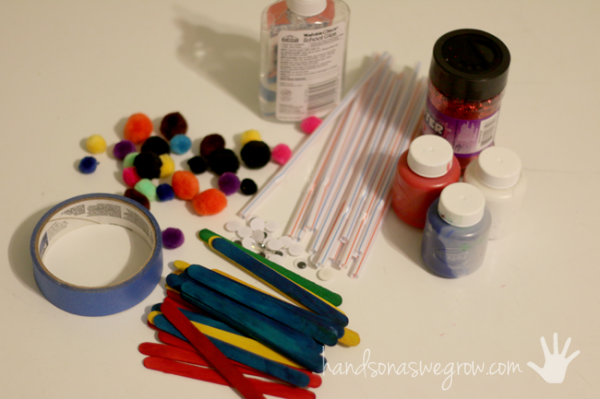 Most used kids craft supplies hands on as we grow for Craft paint safe for babies
