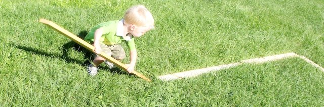 ABCs of Being a Hands on Mom: Outdoor Activities