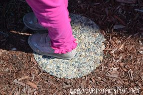 Outdoor Shape Scavenger Hunt from Creative Family Fun