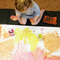 Big Art Projects for Kids!