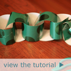 Christmas Paper Chain Countdown