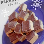Peanut Butter Cup Christmas Candies: Easy Holiday Baking with the Kids