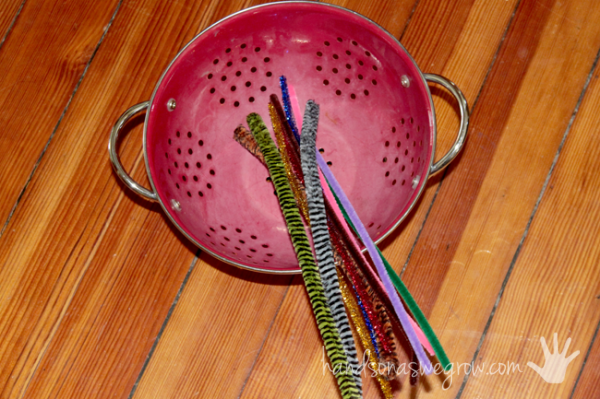 pipe-cleaner-activity-setup