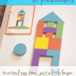 Quiet Time Activities for Preschoolers