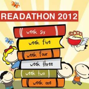 Keep Moving Forward through the Summer #readforgood
