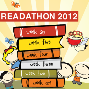 Imagination Theme of The Readathon at MeMeTales [Week 4] #readforgood