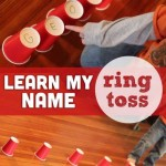 Ring Toss Name Recognition Activity