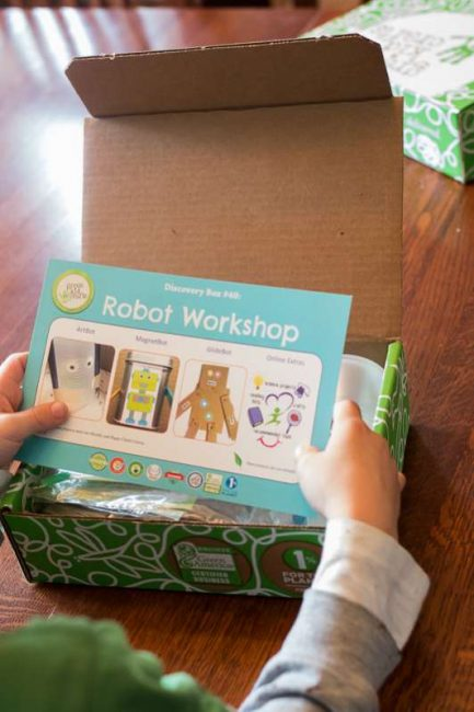 2 Robot Crafts Your Kids Will Beg To Make Hands On As We Grow